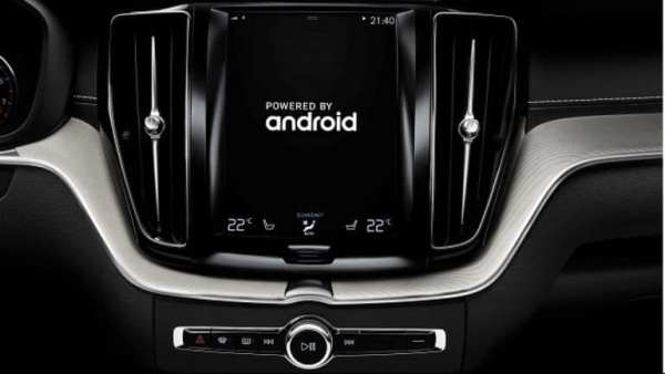 Volvo xc40 电动版周三发布,全球首部配备 Android Automotive 车款