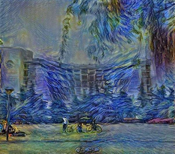 Neural Style Demo